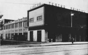 Cinema Principe - Milano 1930